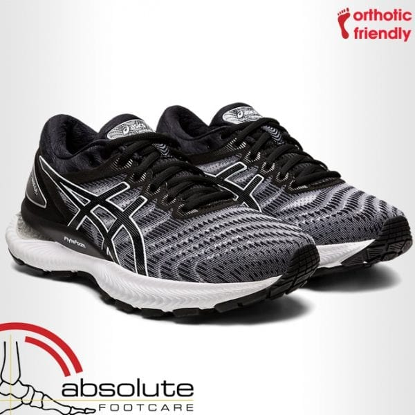 Asics-Mens-Gel-Nimbus-22-Extra-Wide-4E-White-Black-1011A682-100