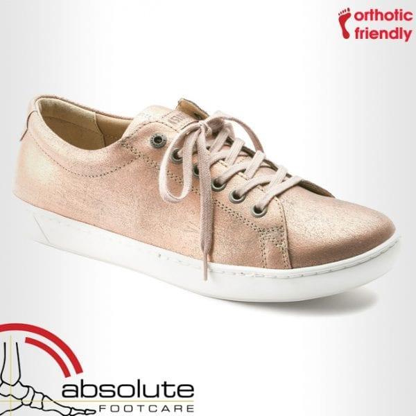 Birkenstock-Arran-Metallic-Rose