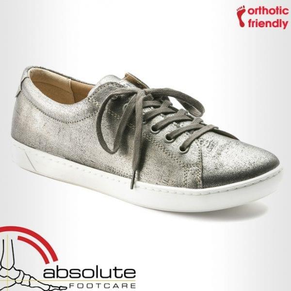 Birkenstock-Arran-Metallic-Silver
