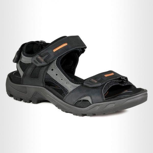 Ecco-Mens-Offroad-Yucatan-Sandal-Black-069564-50034