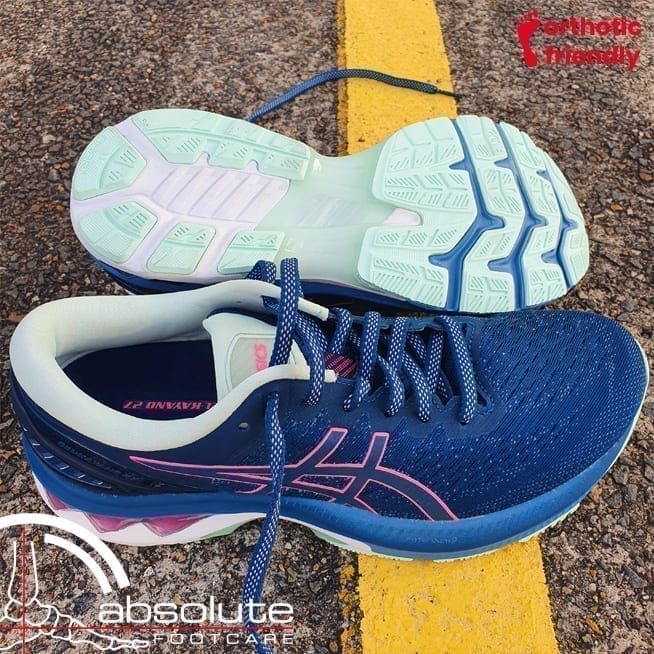Asics-Gel-Kayano-27-Womens-Mako-Blue-Hot-Pink-1012A649-4001