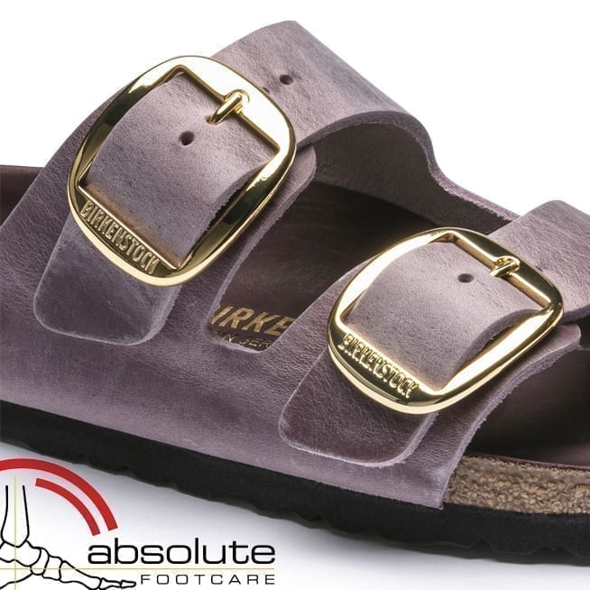 Birkenstock Arizona Big Buckle Lavender Blush Oiled Leather 1017555 – Regular Fit 1